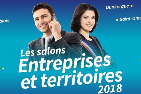 3ème édition du salon Entreprises et Territoires à Arras