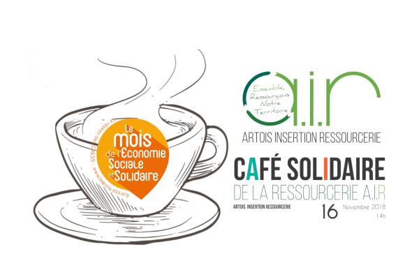 Parlons «Europe et Economie Sociale et Solidaire» à la Ressourcerie AIR à Ervillers