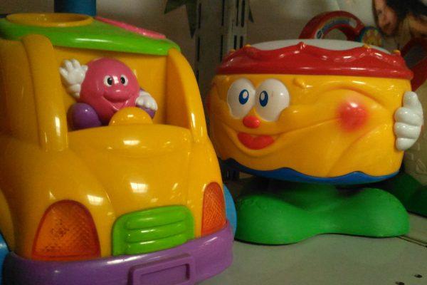Emerveiller les yeux des petits en donnant une deuxième vie aux jouets…