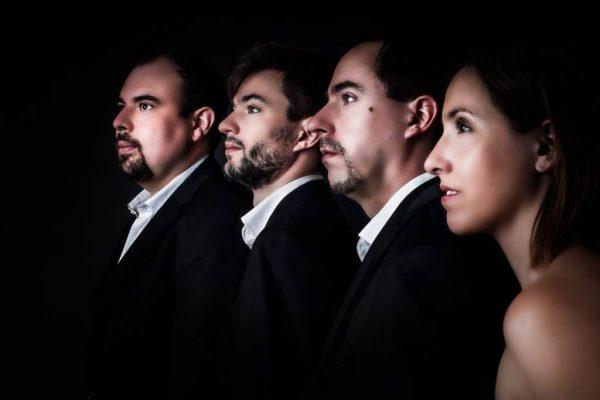 Venez vous ressourcer en découvrant la musique contemporaine avec le Quatuor Tana…