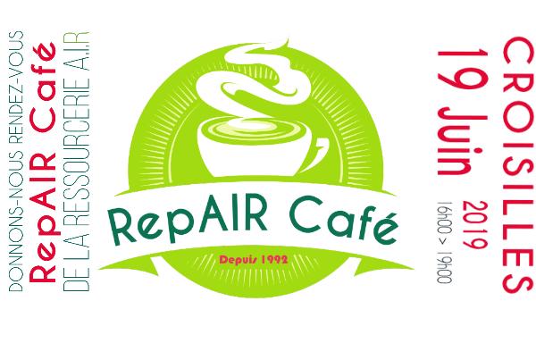 Venez faire un tour au RepAIR Café à Croisilles !