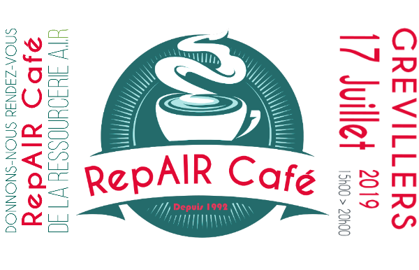 Le RepAIR Café itinérant de la Ressourcerie fait étape à Grévillers !