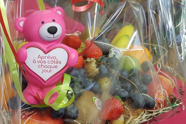 Les Bienfaits des Fruits et des Légumes présentés à la Ressourcerie AIR à Ervillers (62)