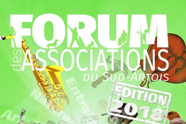 Second forum des associations à Bapaume