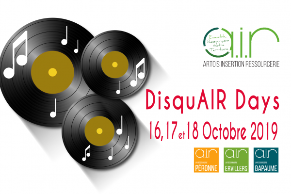 DisqAIR Days de la Ressourcerie AIR…