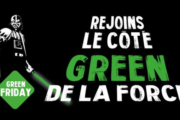Le Green Friday, une alternative au Black Friday ?
