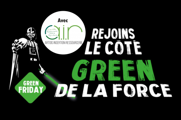 Oubliez le Black Friday… Vive le Green Friday !