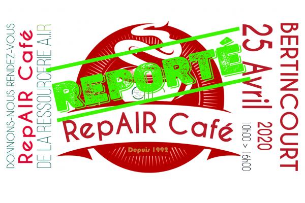 Report du RepAIR Café à Bertincourt