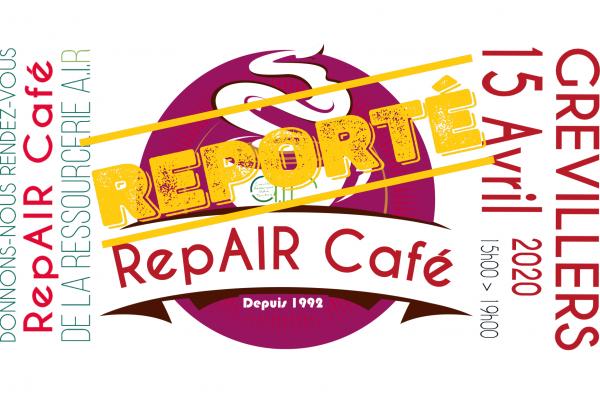 Report du RepAIR Café à Grévillers
