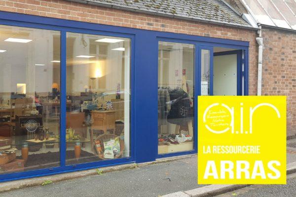 Arras : ouverture ce jeudi d'un nouveau magasin solidaire…